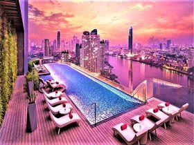 観光エリア別!プールが素敵なバンコクのおすすめホテル15選