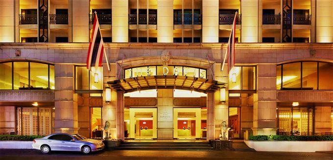 「ザ デイビス バンコクホテル」「マジェスティック グランデホテル」「グランド スクンビットホテル」