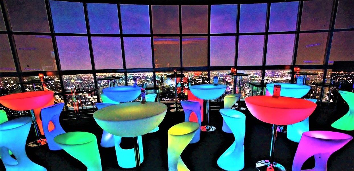 「プルマン バンコク キング パワー ホテル」「ザ・スコソンバンコク」「バイヨーク スカイ ホテル」