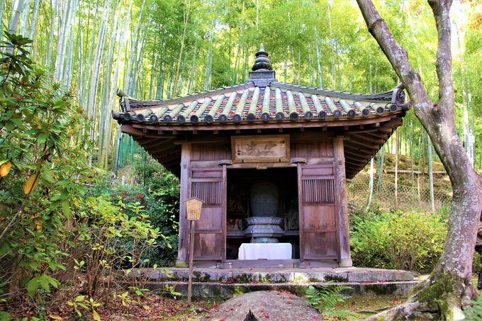 素直な自分に向きあえる隠れ家、京都・嵯峨野「直指庵」