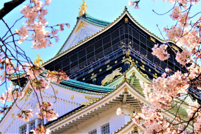 大阪ならではの歴史ロマン「大阪城」 駐車料金が安く、交通アクセスも便利