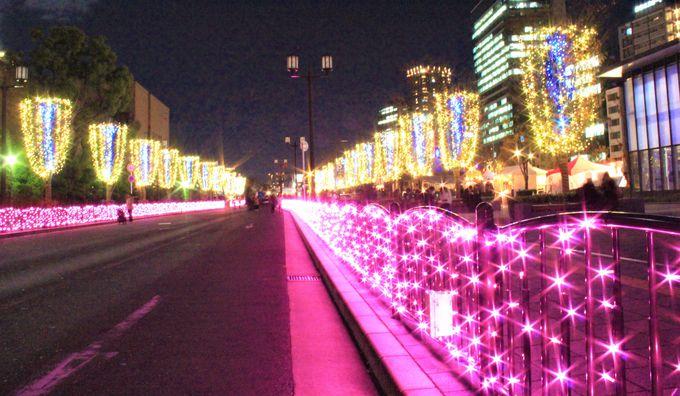 「OSAKA光のルネサンス」へのアクセス