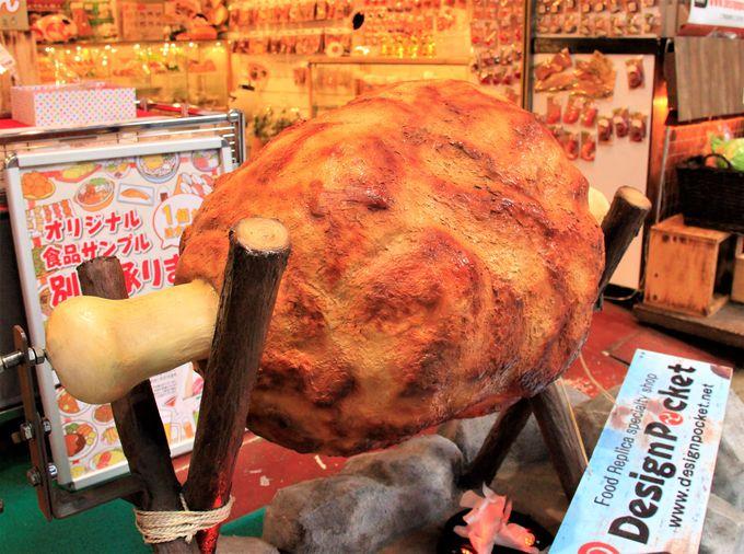 「裏難波」とは何ぞや? 初級編〜食品サンプルづくりもできる!「千日前道具屋筋商店街」