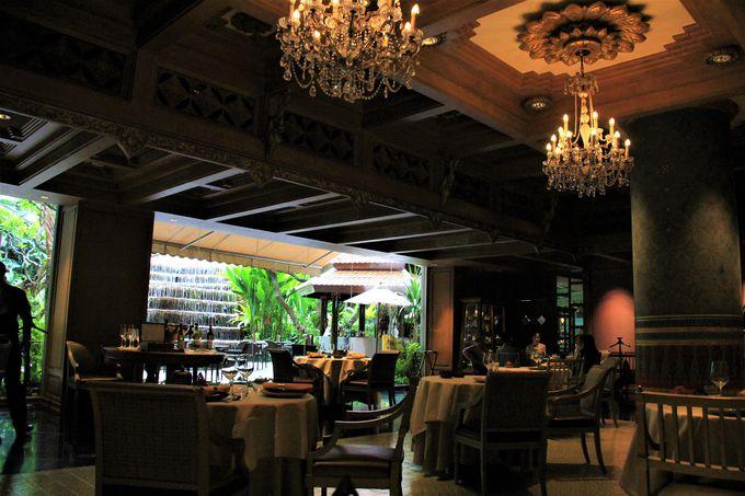 レストラン&カフェランキング!1位 オーサーズラウンジ/2位 ベンジャロン/3位サイアムパラゴン