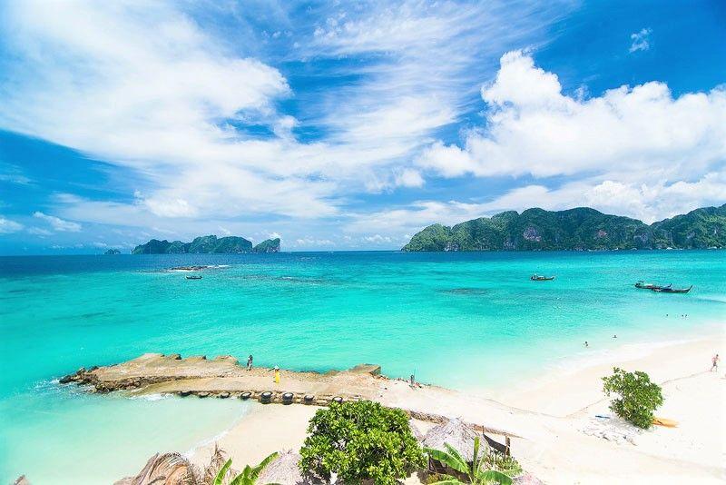 映画「ザ・ビーチ」の海に行きタイ!ピピ島で最高の観光ツアー旅行&ホテル