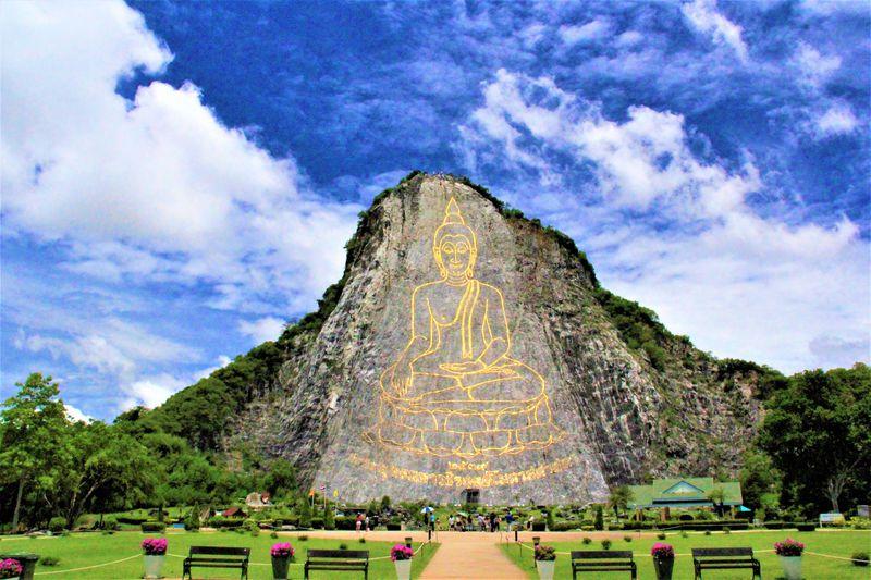 パタヤ観光おすすめ!ド迫力&超穴場のタイ寺院5選