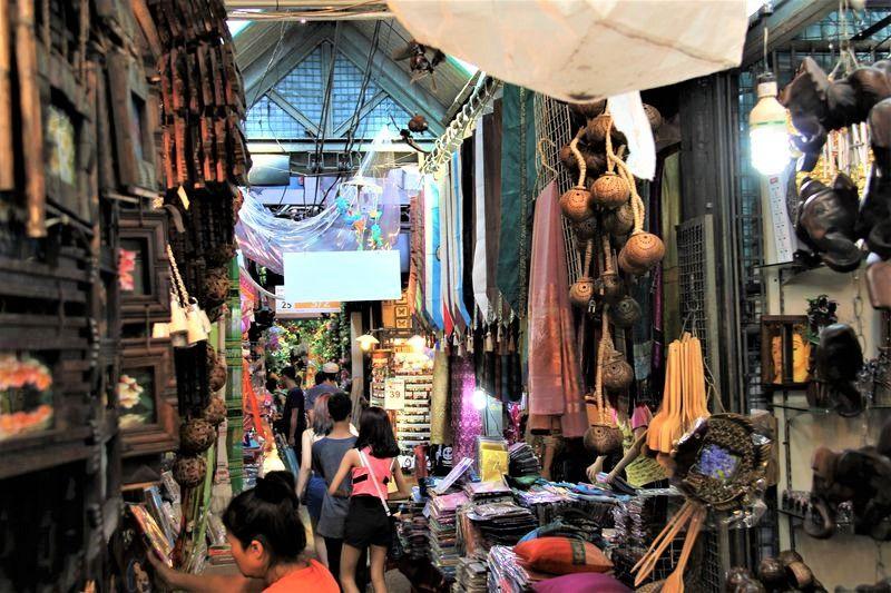 ドンムアン国際空港からバンコク市内への行き方、アクセス&周辺観光スポット