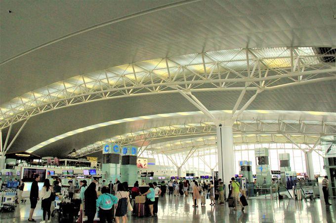 ノイバイ国際空港(Noi Bai International Airport)からハノイ市内へ