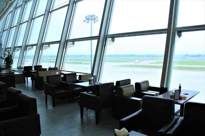 「ノイバイ国際空港」のおすすめグルメ!国際線・第2ターミナルビル4階エリア