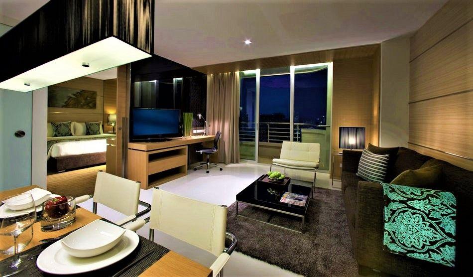 最上のひととき!アナンタラ・バンコク・サトーン(Anantara Sathorn Hotel)の客室