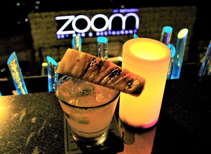 穴場で格安ルーフトップバー「ズームスカイバー」(ZOOM Sky Bar & Restaurant)