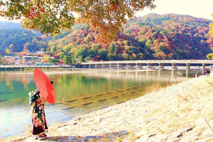 日本の秋旅おすすめ!京都・嵐山の紅葉スポット&穴場15選