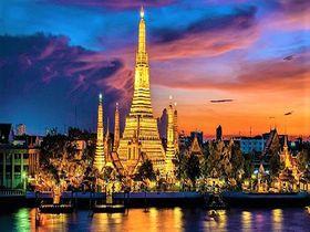 バンコク三大寺院を効率よく巡る!タイ観光スポットを格安でツアーより楽しむ旅行
