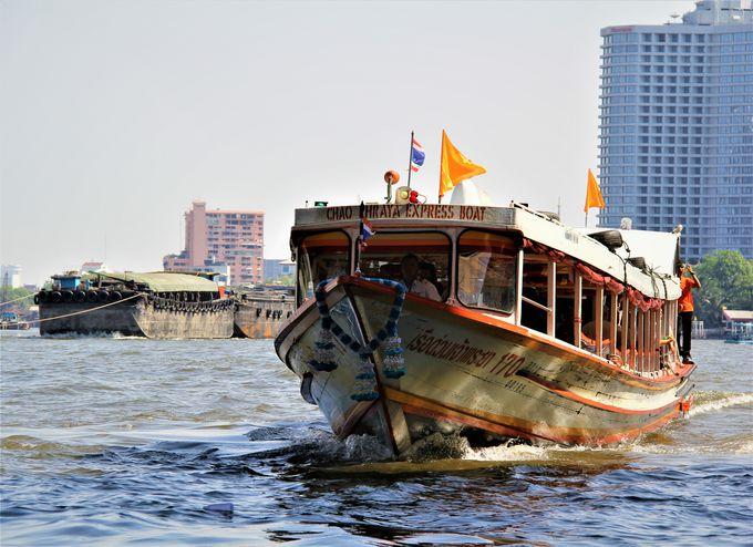 ツアーよりも安い行き方!バンコク定番観光「三大観光名所めぐり」の行き方、アクセスはスピードボートで