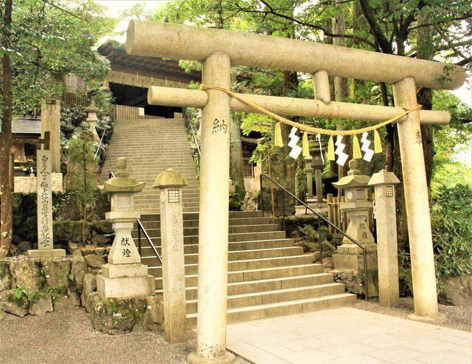 「天河神社」は縁がなければ、たどり着けない場所