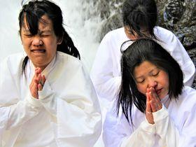 女も修行するぞ!日本最古の霊場、大阪・犬鳴山で修験道体験