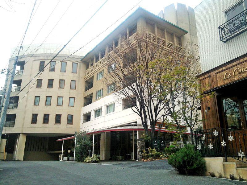 自分だけの隠れ家ホテル?神楽坂『アグネスホテルアンドアパートメンツ東京』