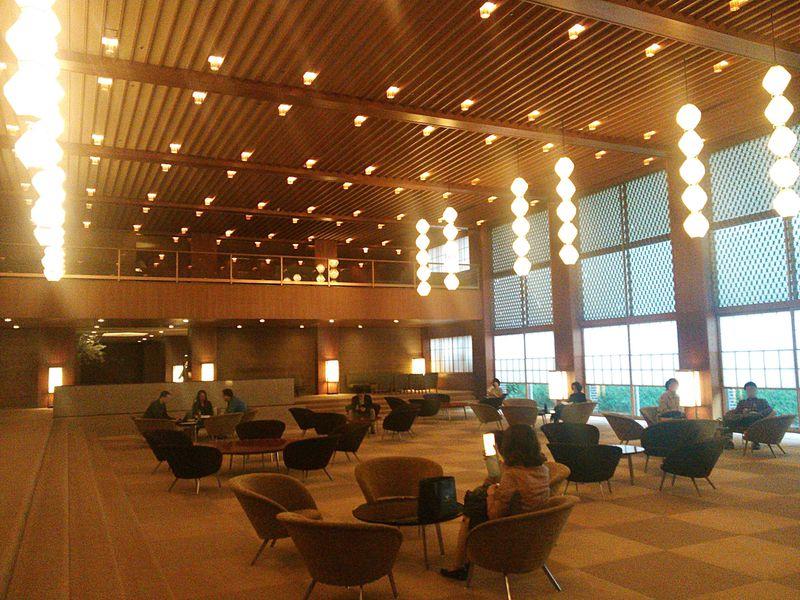 日本の伝統美感じる『ホテルオークラ東京』今の姿は2015年9月まで