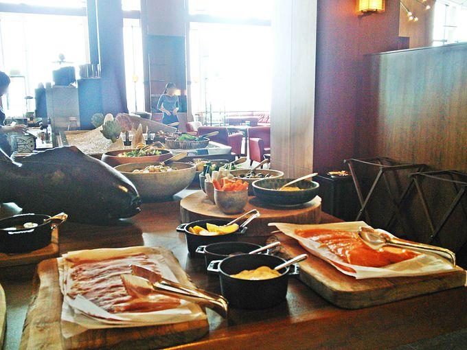 日本の旬な食材を使用した欧州地方料理を〜Andaz Tavern〜