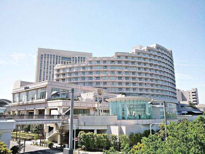 海・夜景・観光・アクセス良しとポイントいっぱいホテル
