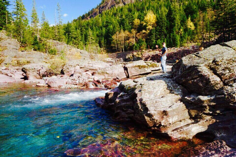 秘境の世界遺産、グレイシャー国立公園に行ってみよう!