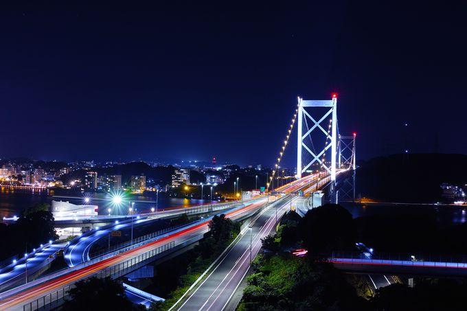 九州の玄関口!関門海峡