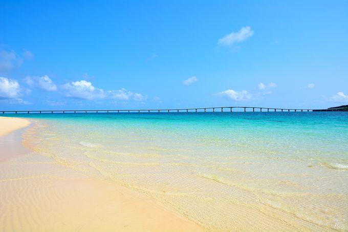 沖縄トップクラスの透明度!別世界「宮古島・下地島・伊良部島」