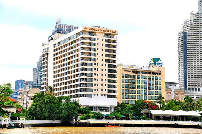 歴史と伝統を感じさせる佇まい!開業130年を超える老舗ホテル