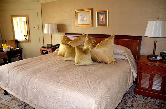広々とした客室とタイの伝統的な要素を取り入れた内装!