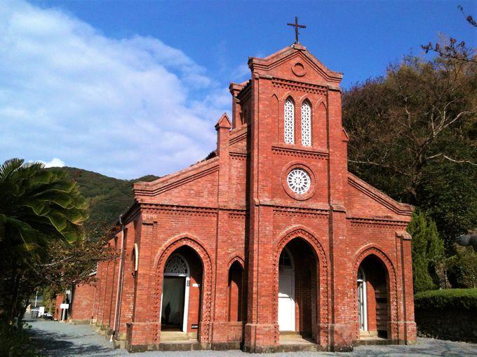 「福江島」は五島列島の玄関口!歴史と自然スポットを観光