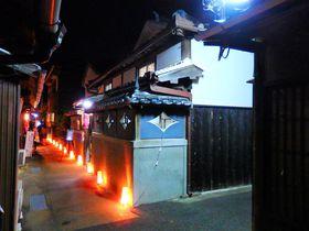 和歌山「ゆあさ行灯アート展」で千年の町並みがGWに輝く!|和歌山県|トラベルjp<たびねす>