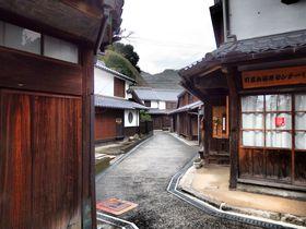 記憶の奥にある故郷のような町並み、呉・大崎下島「御手洗」