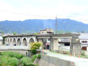 紀伊山地を貫く幻の絶景鉄道、五新鉄道と奈良・五條の町並み|奈良県|トラベルjp<たびねす>
