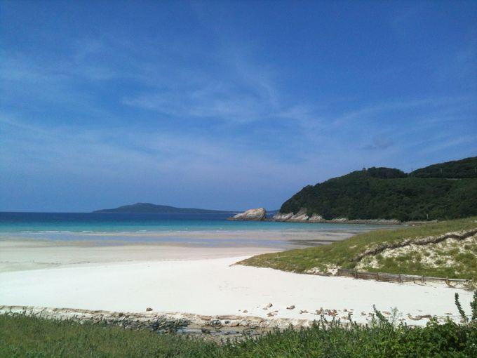 日本一美しい、高浜ビーチへ