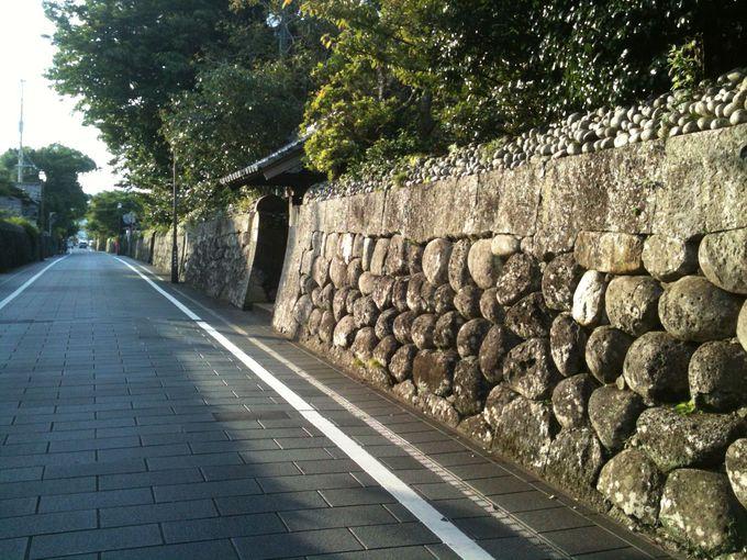 城下町でもある福江のみどころ