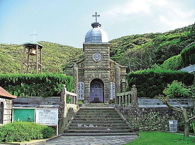 祝・世界遺産登録!長崎・五島列島新上五島町の頭ヶ島天主堂と教会めぐり