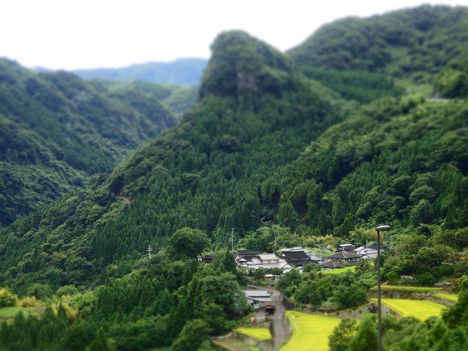 日本の隠れた空中都市?大分「宇佐のマチュピチュ」