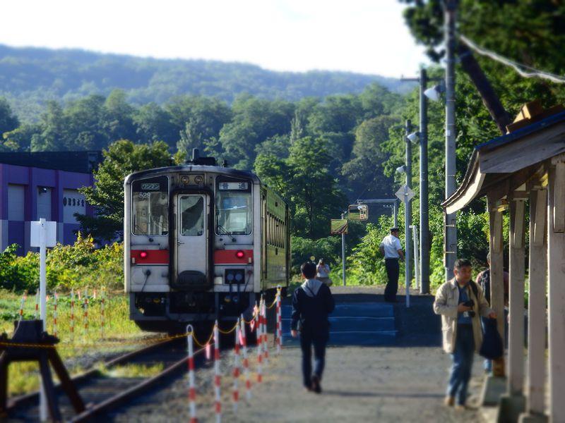 もうすぐお別れ!JR留萌本線で増毛駅を訪ねてみよう。