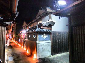 千年の町並みがGWに輝く!和歌山「ゆあさ行灯アート展」|和歌山県|トラベルjp<たびねす>