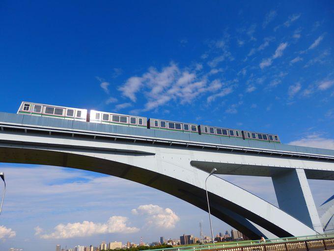 2008年開業、日本で一番新しい新交通システム