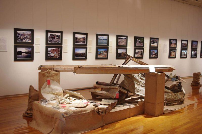 気仙沼リアス・アーク美術館は東日本大震災を未来に伝える唯一の美術館