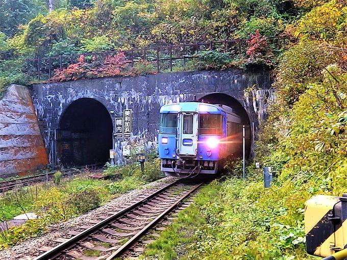 小幌駅での過ごし方!列車通過の迫力も小幌ならでは