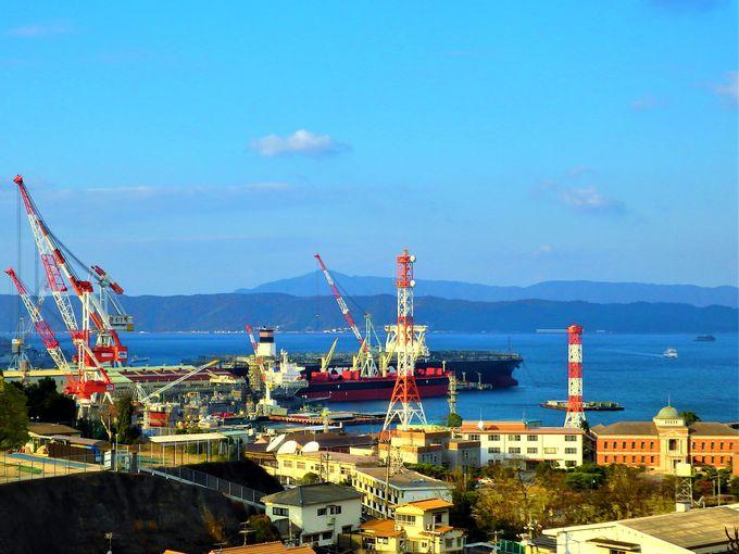 「この世界の片隅に」の聖地は日本一の軍港、呉