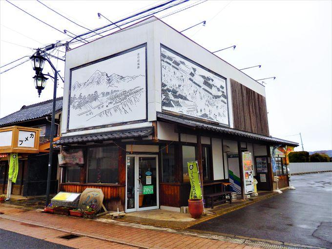 古い建物が商店街に並ぶ、鯨ヶ丘の東通り