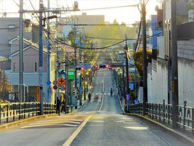 東京・国立「たまらん坂」で忌野清志郎さんの聖地散歩|東京都|トラベルjp<たびねす>