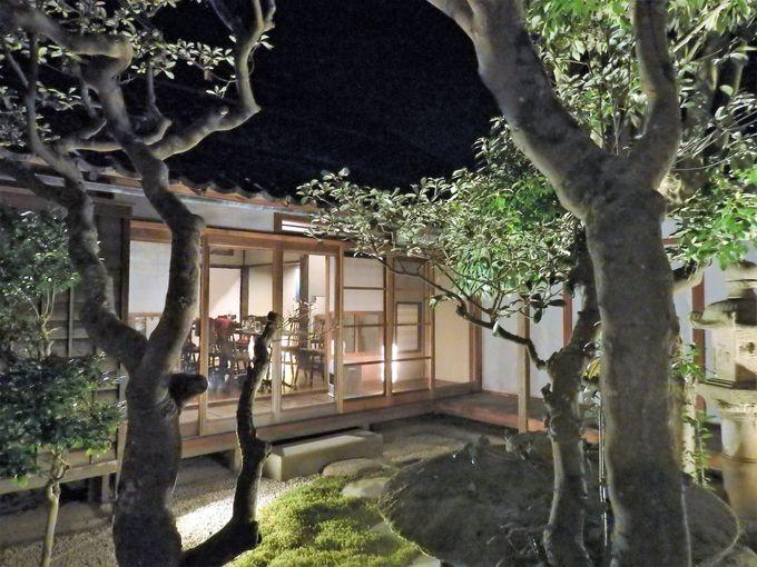 「篠山城下町ホテルNIPPONIA」の本格フレンチ