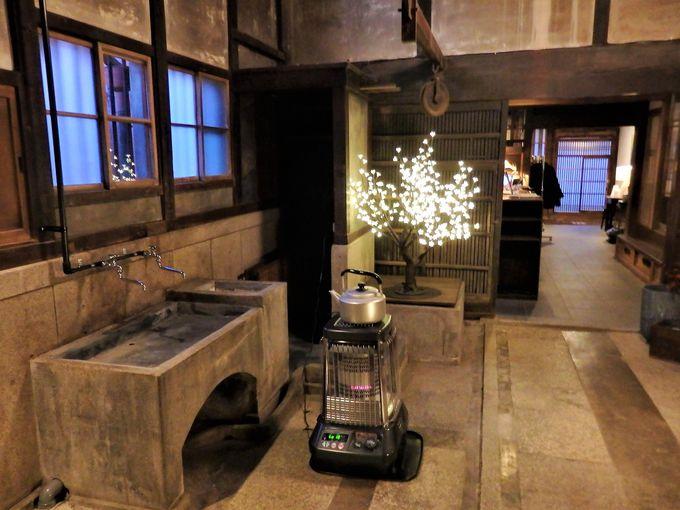 「篠山城下町ホテルNIPPONIA」のリノベーション