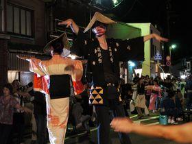 富山「おわら風の盆」は前夜祭が狙い目!艶なる踊りに惚れてもOK!|富山県|トラベルjp<たびねす>