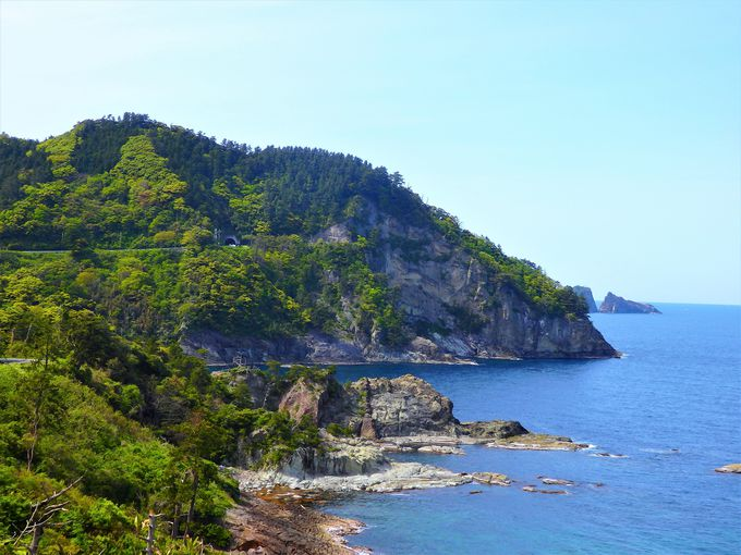 隠岐の島一周ドライブは約90キロ、でも1泊2日がおススメ