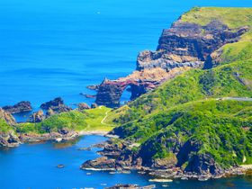 絶景は陸海空から攻めるのだ!隠岐・国賀海岸ビューポイント3選|島根県|トラベルjp<たびねす>